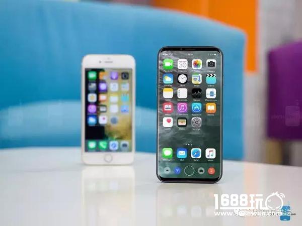 iphone8真机曝光:外媒上手iPhone 8真机图![多图]图片1