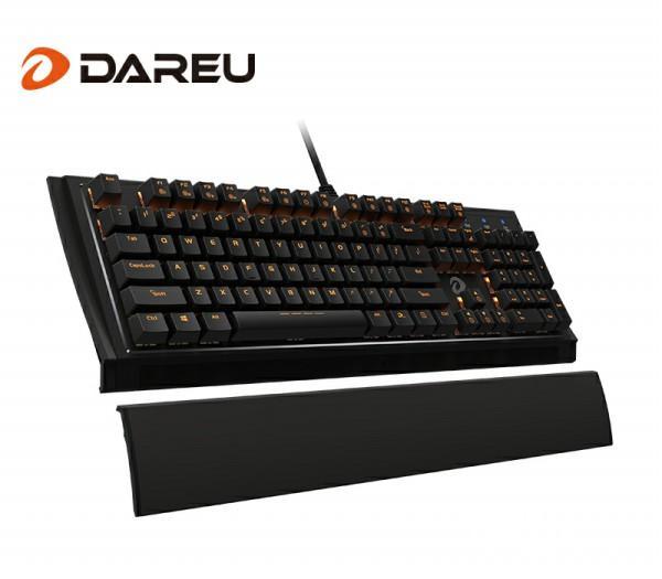 达尔优DAREU发布EK835 机械键盘[多图]图片3