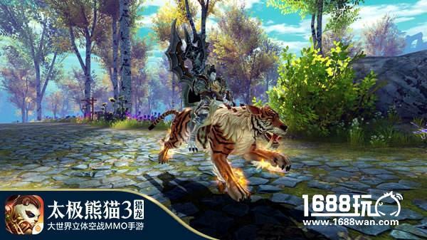 坐骑升阶系统《太极熊猫3:猎龙》你的伙伴可以更强大[多图]图片3