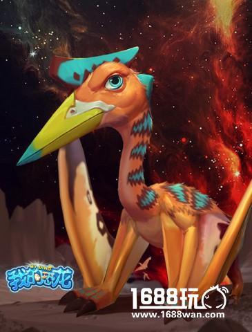 SLG史上最强空战萌龙 《我的恐龙》飞龙设定曝光[多图]图片3