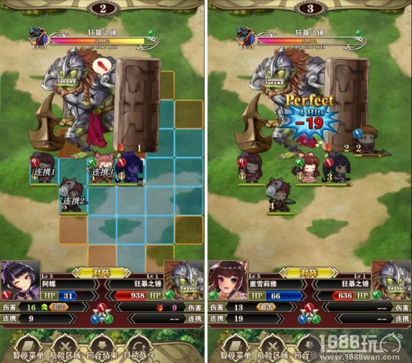 经典日式策略RPG手游《螺旋英雄谭》开启重装测试[多图]图片2
