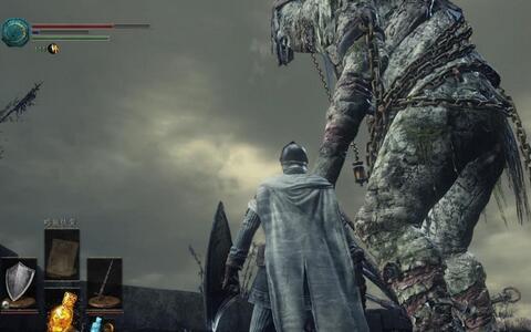黑魂3不死聚落巨人一定要杀吗[图]