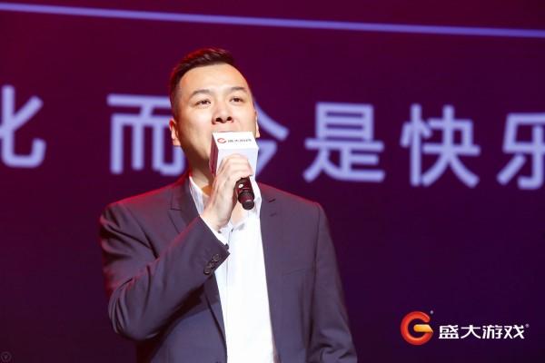 盛大游戏董事长王佶:游戏成新文化产业龙头[多图]