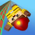 跳跃木板游戏