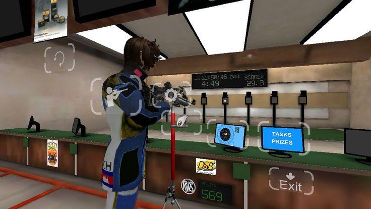 射击厕所步枪游戏中文最新版图片1
