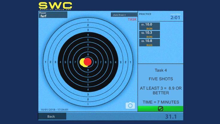 射击厕所步枪游戏图1