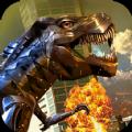 3D机甲变身恐龙游戏