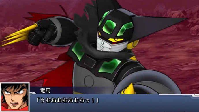 超级机器人大战DD手机版图3
