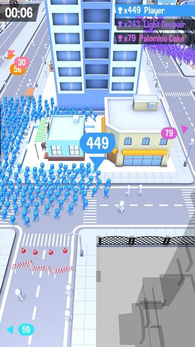 Crowd City游戏图2