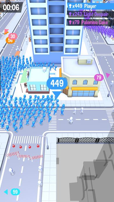 Crowd City汉化版图2