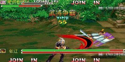 三国战纪2007游戏图3