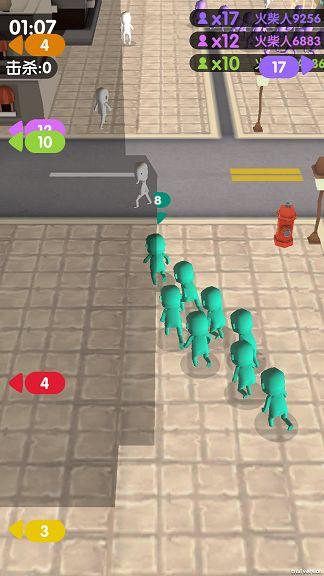 火柴人求生大战游戏安卓版图片2