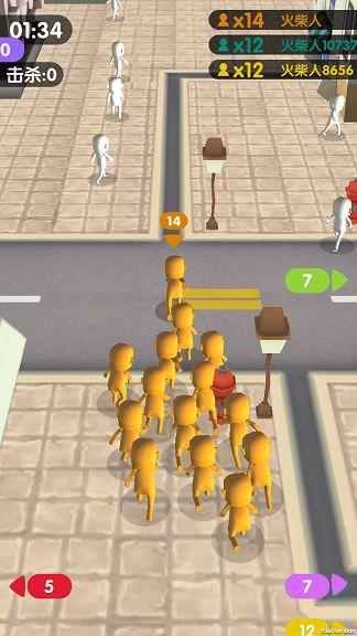 火柴人求生大战游戏安卓版图片3