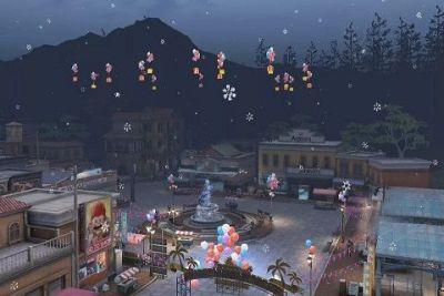 明日之后打雪仗圣诞特训怎么玩 金银苹果怎么获得图片4