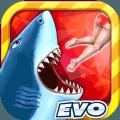 饥饿鲨进化5.9.0.1破解版无限金币钻石内购版下载 v7.8.0.0