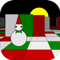 Snowman雪人迷宫游戏