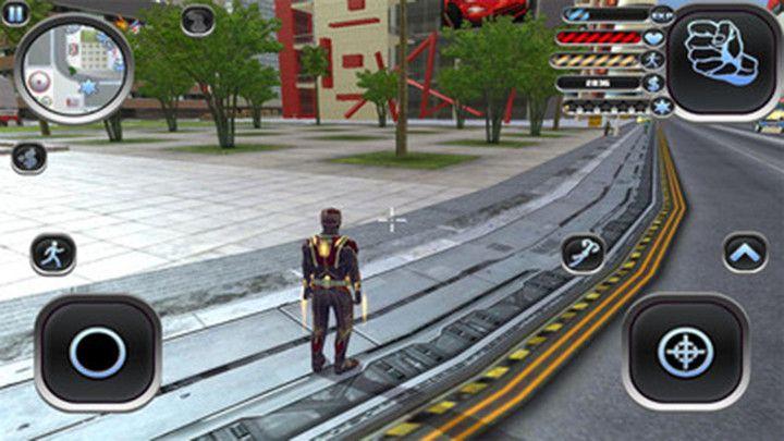 变种人飞天英雄无限金币版图3