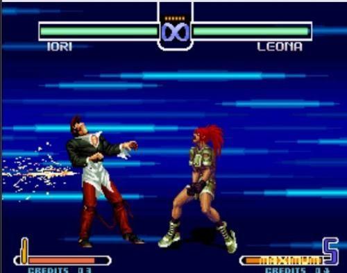 拳皇2002魔法加强版2游戏官方最新版下载图片1