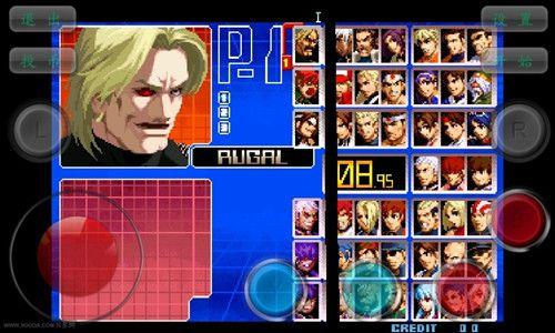 拳皇2002魔法加强版2游戏图2
