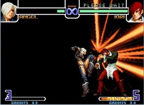 拳皇2002魔法加强版2游戏图1