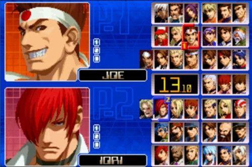 拳皇2002魔法加强版2游戏图3