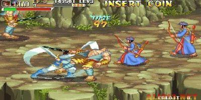 三国战纪四剑传说游戏图3