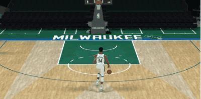 NBA2K19欧洲步怎么弄?NBA2K19欧洲步操作图文教程图片3