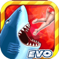 饥饿鲨进化6.4.3破解版无限钻石金币内购版 v7.8.0.0
