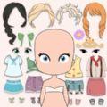 赤壁娃娃头像制作游戏安卓版(Chibi Doll) v1.0