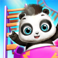 熊猫宝宝的梦幻乐园