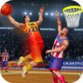 狂热的职业篮球明星