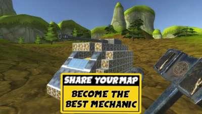 万物创造机械师游戏安卓版图片1