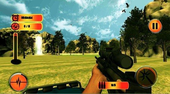 鸟类猎人挑战狙击射击3D图1
