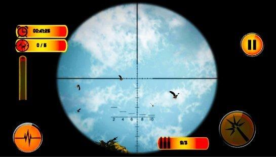 鸟类猎人挑战狙击射击3D图2