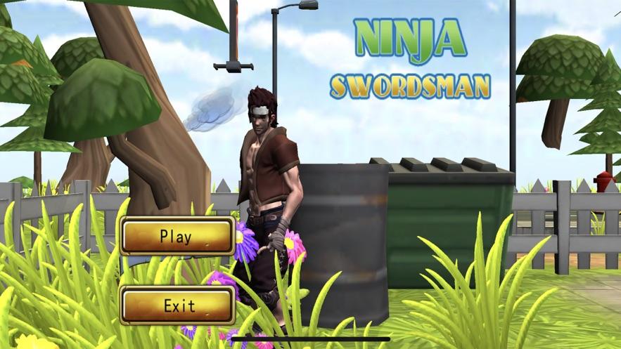 忍者剑客游戏安卓版图片2