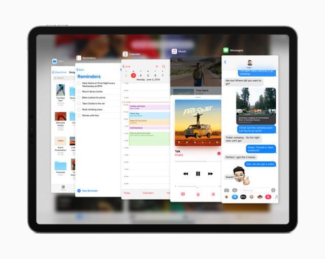 iPadOS 13.4正式版图2