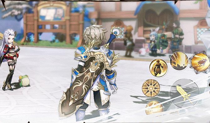 弦与剑之歌官方版图3