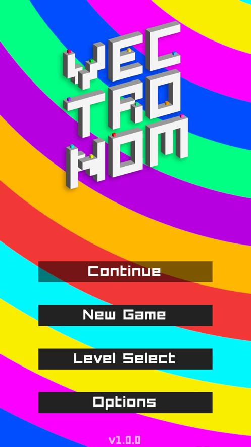 矢量节奏游戏免费版(Vectronom)图片2