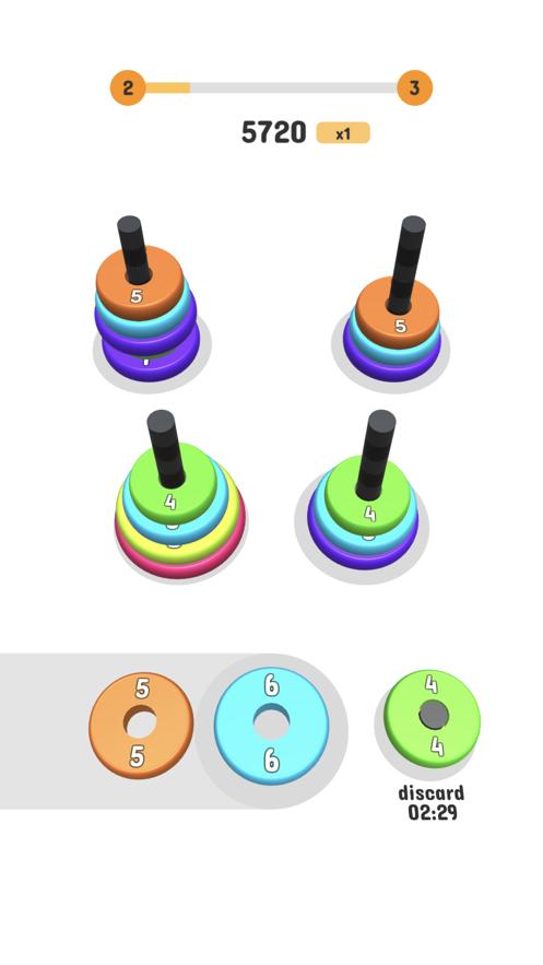 Stack Merge 3D游戏图2