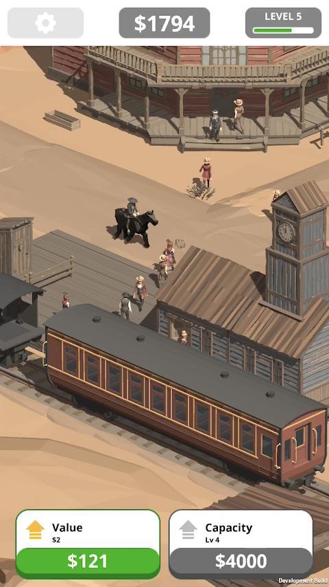 边疆城镇游戏图1