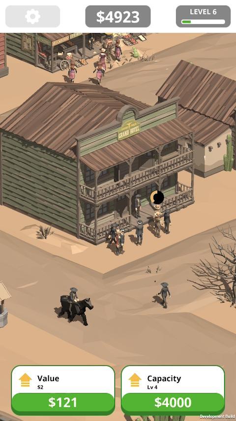边疆城镇游戏图3