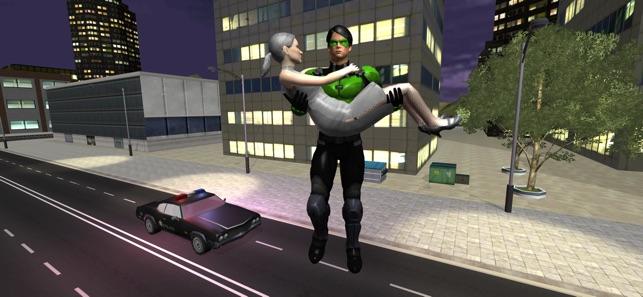 盛大的超级英雄战争游戏手机版图片1