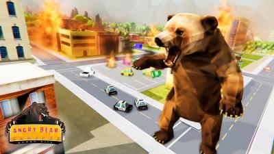 愤怒的熊横冲直撞游戏安卓版图片1