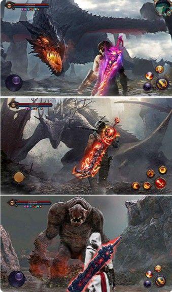 灵剑online手游官方版图片1