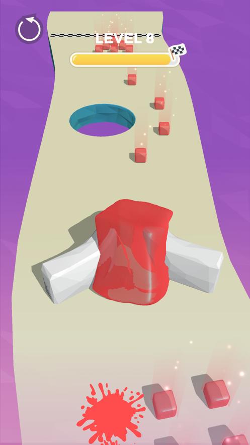 果冻冲冲冲3D游戏图3