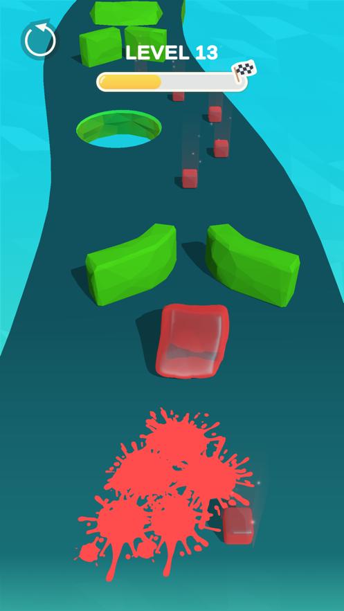 果冻冲冲冲3D破解版图2