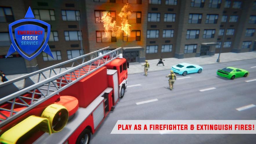 紧急救援服务游戏图3