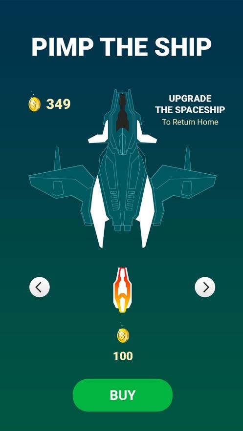 跳跃太空生存游戏图1