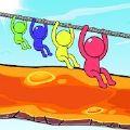 绳索炽热熔岩救援