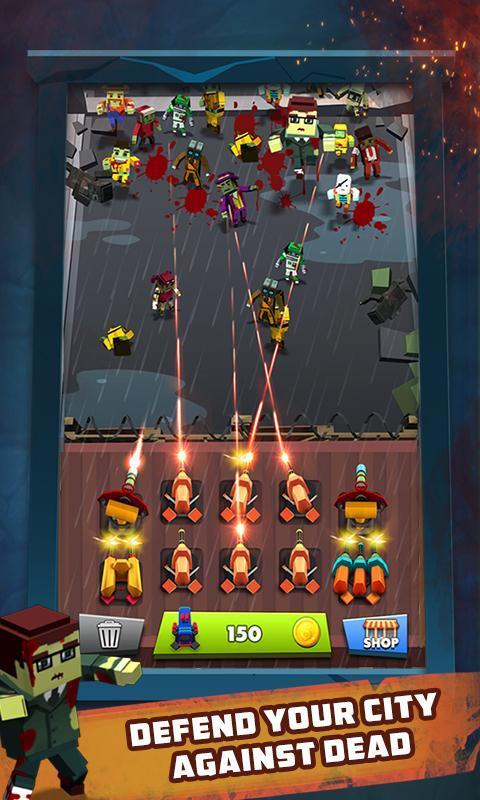 最后的幸存者生化防御游戏图1